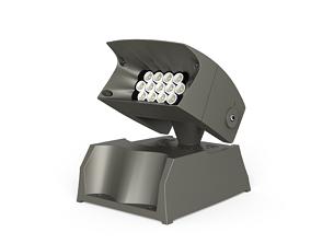 3D Outdoor industrial Lighting Module 5