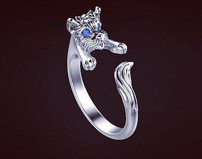 york 3D print model Ring
