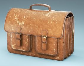 Old School bag 3D model