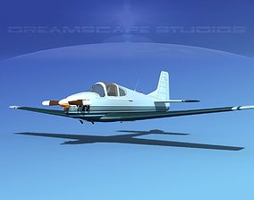 3D model Johnston A-51A V11