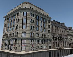 1-3-7 Bishopsgate - London 3D