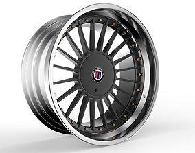 ALPINA Custom Wheels 3D model