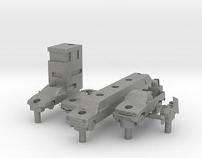 Team Clarkson Top Gear Battleship set 3D printable model