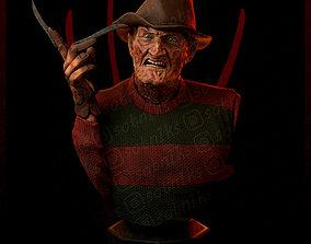3D printable model Freddy Krueger