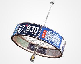 3D Badass lamp design