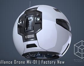 3D Surveillance Drone Mk1 Factory New