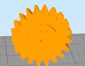 gear M1 26 3D model