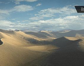 Desert 3D asset game-ready