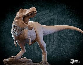 jurassic Tyrannosaurus Rex for 3D printing