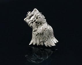 3D print model cute a Dog