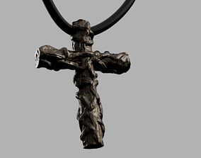 3D print model Vikings Cross
