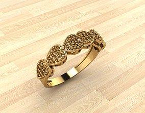 3D printable model Ring vRing v-10
