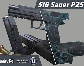 3D model SIG Sauer P250