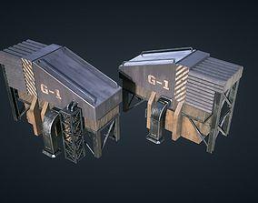 3D model Mars KitBash - Generator