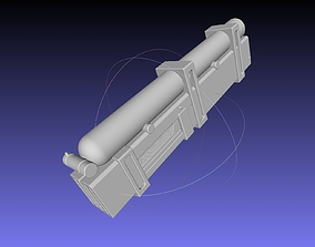 Attack On Titan Blade Magazine Boxes 3D printable model