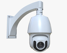 ir 3D model Security Camera Security