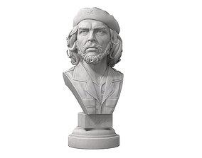 3D model Che Guevara
