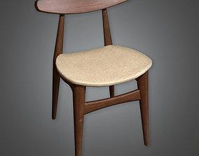 MCN - Designer Chair Midcentury 22 - PBR Game 3D model