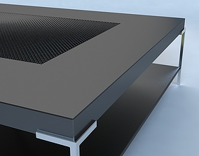 3D model Coffee Table Contemporary Style