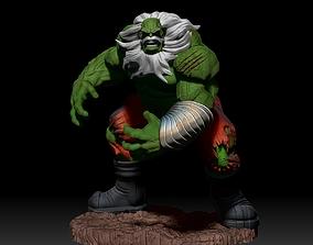 3D printable model hulk Maestro
