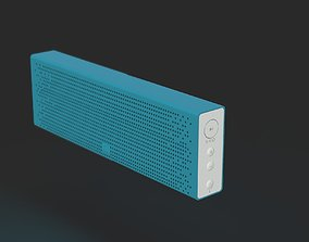 3D asset Xiaomi Mi Bluetooth Speaker