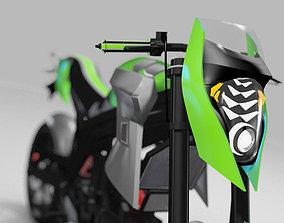 3D model MultiTerrain Bike by Srinaths4cg