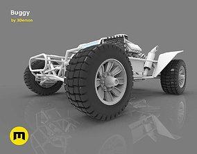 Buggy 3D sandcar