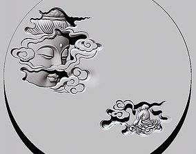 3D printable model Bodhisattva Goddess of Mercy