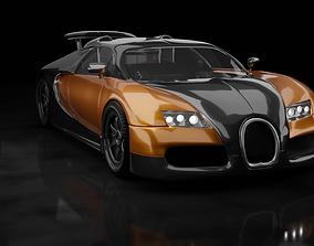 bugatti Bugatti Veyron 3D