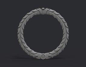Wreath 3D printable model