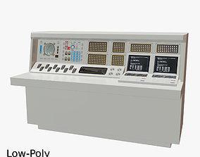 Retro Computer 17 3D model