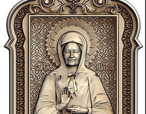 Saint Matron of Moscow 3DM STL file