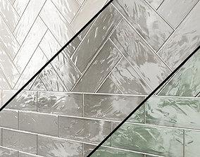 ceramics 3D model CIFRE CERAMICA Bulevar Wall tiles