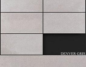 Keros Denver Gris 3D