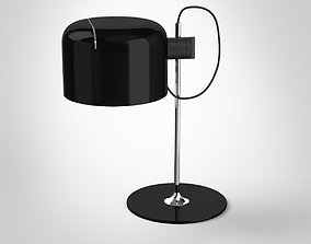 Coup Table Lamp 3D model