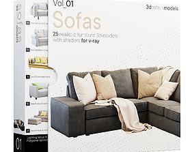 3dmitruk Sofas volume 1 design