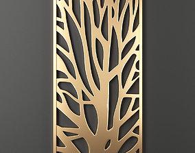 3D model Decorative panel 73