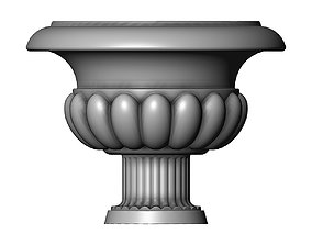 Decorative Urn and Vase 3D printable model