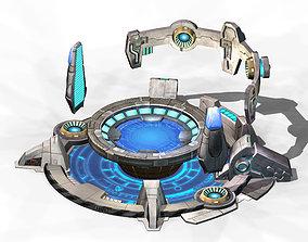 3D Fleet Territory - Deputy Commander Base