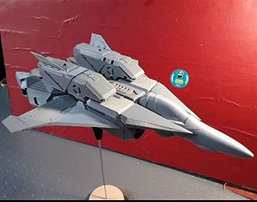 LEGIOSS - ROBOTECH ALPHA - MAXLAB 3D printable model