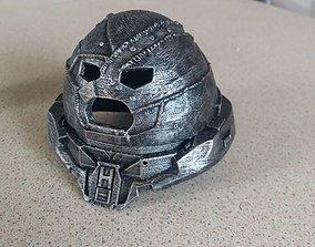 Juggernaut Metal Helmet 3D print model