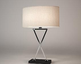 Chelsom Crossover CV16 Table Lamp contemporary 3D model