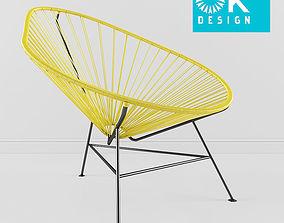 Ok Design - Acapulco Chair 3D