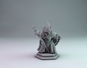 Dwarf King 3D printable model