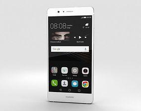 3D Huawei P9 Lite White
