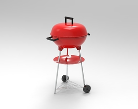 3D printable model Barbeque 2