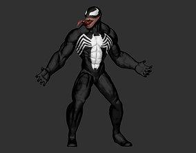 Venom - 3D model figurine