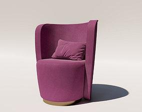 Eve Armchair 3D model
