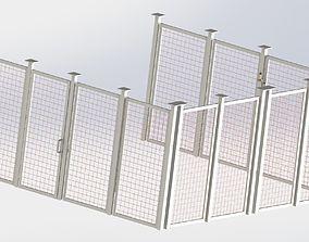 Guardrails 3D