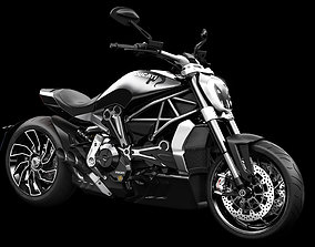 3D model bike Ducati Xdiavel S